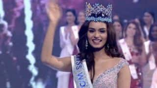 Miss India Manushi Chillar Crowned Miss World 2017 Beauty Pageant