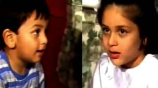 Can You Guess What Ranbir Kapoor Is Saying ToKareena Kapoor Khan In This Throwback Video?