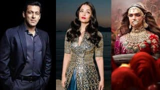 Salman Khan, Aishwarya Rai Bachchan Come Together; Padmavati Release Date Hangs In Balance; Race 3 Goes On Floor: Bollywood Week In Review
