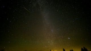 World's First Artificial Meteor Shower To Brighten Japan's Hiroshima Skies in 2019