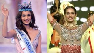 Manushi Chhillar Dancing to Deepika Padukone's Nagada Song at Miss World 2017 is the Best Video You'll Watch Today