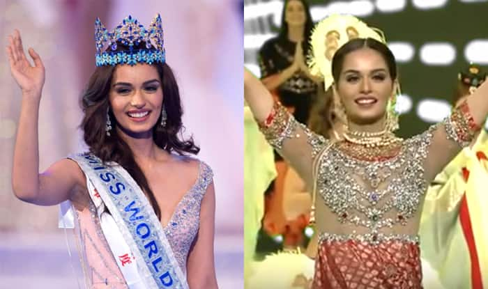 Manushi Chhillar looks unrecognisable in this two-year-old video