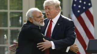 Extremely Delighted, Tweets PM Modi on Trump Visit, Says Both India, US Committed to Democracy