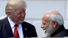 'India's Decision to Rescind Article 370 in Kashmir is Internal Decision,' US Backs New Delhi