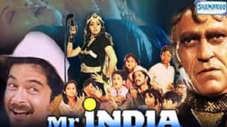 After Sridevi's Sudden Demise, Makers Shelve Mr India Sequel - Read Details