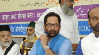 All Inter-faith Marriages Are Not Love Jihad, Says Mukhtar Abbas Naqvi