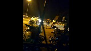 ट्रैफिक हवलदार ने रास्ते से बाइक हटाने को कहा, युवक ने जड़ दिया थप्पड़
