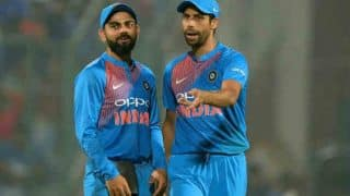 Ashish Nehra Does Not Agree With Virat Kohli's 'ODIs Not Relevant in 2020' Remark, Calls India Captain Still Work in Progress