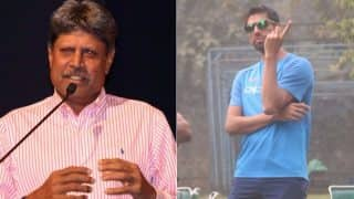 India vs New Zealand 1st T20I: Kapil Dev Wishes Ashish Nehra All The Best Ahead of His Farewell Match