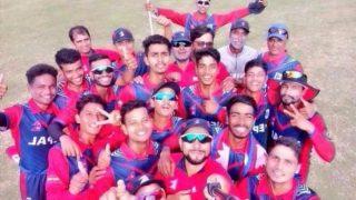 अंडर-19 एशिया कप 2017: नेपाल ने भारत को हराकर सबको चौंकाया