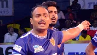 Pro-Kabaddi League Player Nilesh Shinde Assaults Rival Team's Supporter