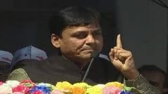 Bihar BJP Chief Nityanand Rai Regrets His Remark Threatening to 'Chop Off Fingers Raised at PM Narendra Modi', Retracts Statement