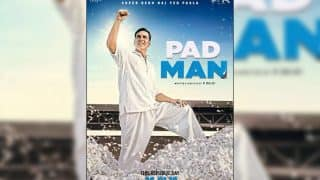 PadMan New Poster: Akshay Kumar Rises Like A Superhero Amidst Piles Of Cotton Wool