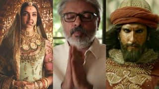 Sanjay Leela Bhansali Heads To Delhi To Decide On Padmavati Release Date?