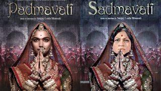 This Viral Padmavati Poster Takes A Dig At The Obnoxious Circus Around Deepika Padukone, Shahid Kapoor, Ranveer Singh's Film