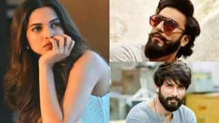 Is Deepika Padukone MIFFED With Ranveer Singh And Shahid Kapoor?