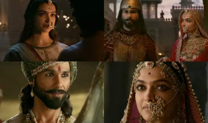Padmavati: SC dismisses plea against film's release