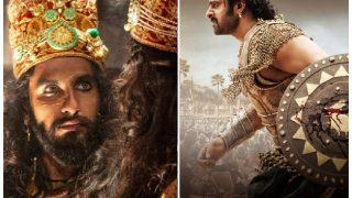 Is Deepika Padukone - Ranveer Singh - Shahid Kapoor's Padmavati Bollywood's Answer To Prabhas' Baahubali?