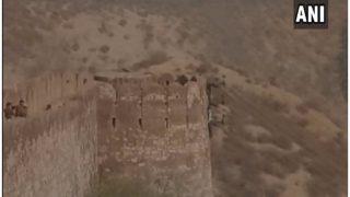 नाहरगढ़ किले में लटकी मिली लाश, लिखी धमकी- 'हम सिर्फ पुतले नहीं लटकाते, पद्मावती'