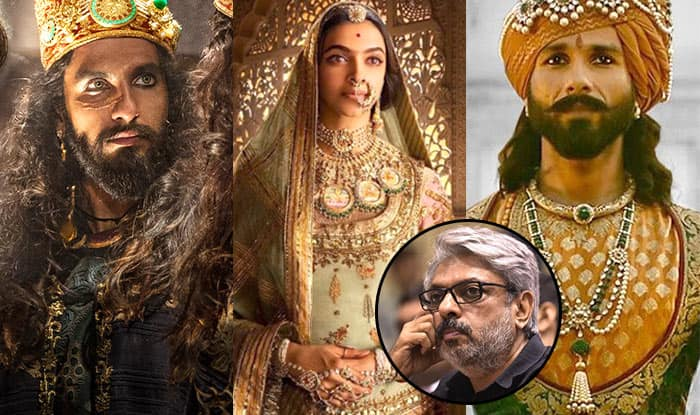 'Padmavati' controversy: Protests in Gujarat, Maharashtra