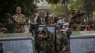 आतंकवादियों के साथ मुठभेड़ में पाकिस्तानी सेना का मेजर की हुई मौत