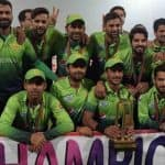 Pakistan Back at Top of ICC T20I Team Rankings, India at Fifth