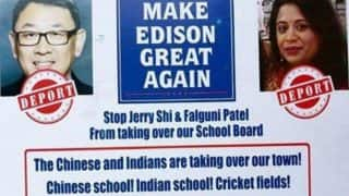 New Jersey: Racist Ads Seek Deportation of Asian-American School Board Candidates