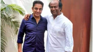 Rajinikanth And Kamal Haasan Congratulate Each Other On Winning Prestigious NTR National Film Award