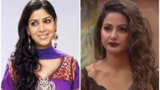 Bigg Boss 11: Did Hina Khan Just Call Sakshi Tanwar Cockeyed? - Watch Video