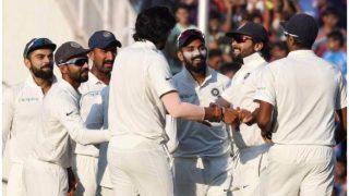 भारत ने श्रीलंका को पारी और 239 रनों से रौंदा, अश्विन ने बनाया 300 विकेट का रिकॉर्ड