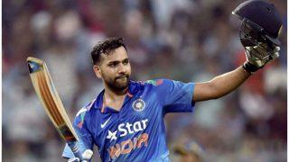 रोहित शर्मा ने आज ही के दिन तोड़ा था मास्टर ब्लास्टर सचिन और सहवाग का रिकॉर्ड, जड़े थे 264 रन