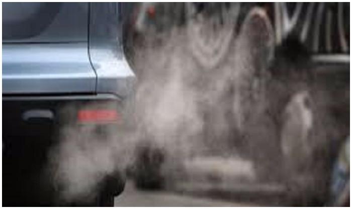 डीजल का धुआं