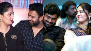 Anushka Shetty Birthday Special: 10 Pictures And Videos That Prove Her Perfect Chemistry With Prabhas
