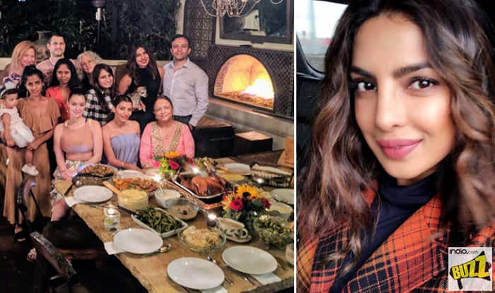 Priyanka Chopra's desi thumka is a MUST WATCH on Thanksgiving Day
