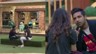 Bigg Boss 11: Did Bandgi Kalra And Puneesh Sharma Really Slap Each Other After Breaking up? Watch Video To Find The Truth