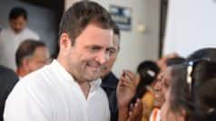 Rahul Gandhi's Rise in Political Sphere: From Congress General Secretary to Party President