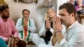 Gujarat Assembly Elections 2017: Rahul Gandhi Replies to BJP's Criticism Over Temple Visit, Says 'Main Shiv ka Bhakt Hoon'