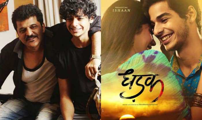 Welcome to movies Ishaan, Janhvi: B-town responds to 'Dhadak's poster