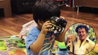 Soundarya Rajinikanth Shares An Adorable Picture Of Her Son And He Reminds Her Of His Superstar Grandad