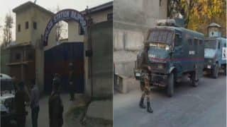 Jammu and Kashmir: Terrorists Attack Rajpora Police Station in Pulwama, One Security Personnel Dead
