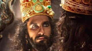 Ranveer Singh Surprises His Fans With A BTS Video To Show How He Transformed Into Alauddin Khilji