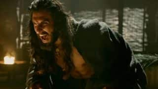 Ranveer Singh: No One Around Me Wanted Me To Play Alauddin Khilji In Padmaavat