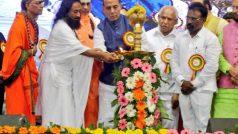 विश्व हिंदू परिषद ने श्री श्री रविशंकर के राममंदिर मध्यस्थता प्रयास से खुद को अलग किया