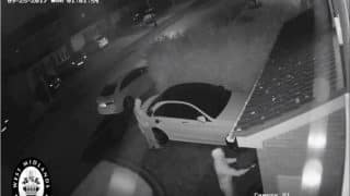 Mercedes Stolen Within 60 Seconds in Britain: Watch Shocking CCTV Footage of Thieves Escaping with Luxury Car