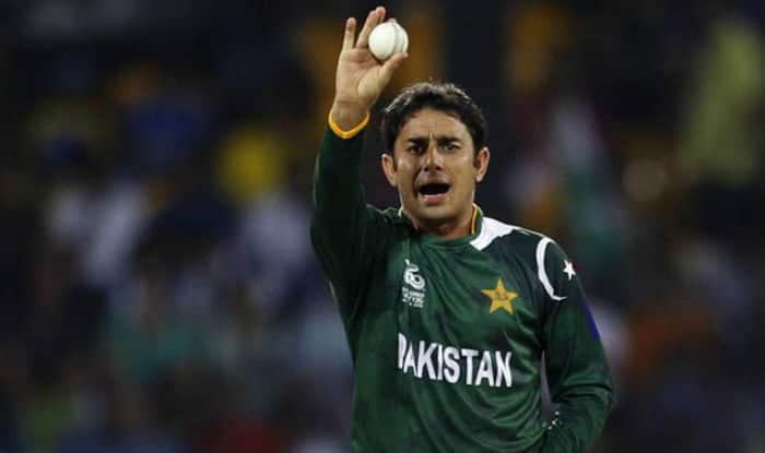 File image of Saeed Ajmal