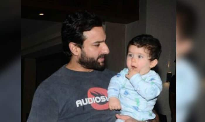 Here's Why Saif Ali Khan Bans His Little Munchkin Taimur From Attending Midnight Mass On Christmas Eve