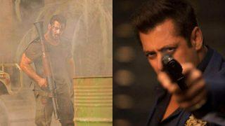 Monday Blues No More As Salman Khan Shared Stills From Tiger Zinda Hai And Race 3
