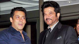 Salman Khan And Anil Kapoor To Reunite For Race 3?