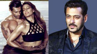 Salman Khan Feels Bipasha Basu And Karan Singh Grover's Condom Ad Is Too Hot to Handle On Bigg Boss 11?