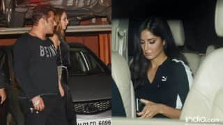 Katrina Kaif, Salman Khan, Iulia Vantur Party Under The Same Roof At Arpita Khan's Marriage Anniversary Bash- View Pics
